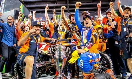 Ryan Dungey campeón de AMA Supercross 2017