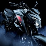 El negro predomina en las Suzuki GSX-S750Z y GSX-S1000Z.