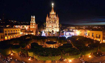 San Miguel de Allende, un lugar lleno de historia.