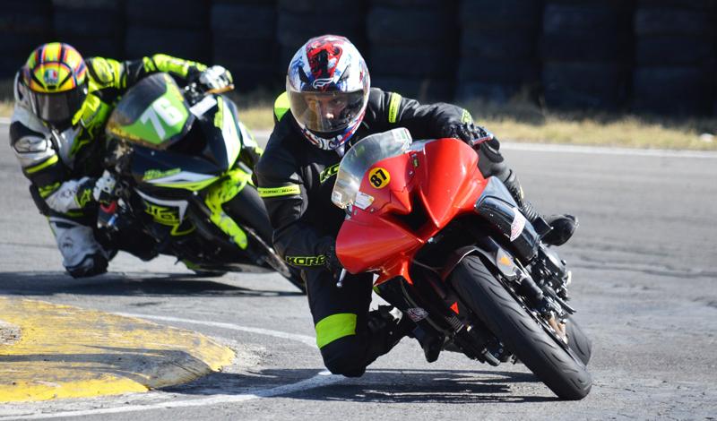 Listos para la cuarta fecha del Superbike México.