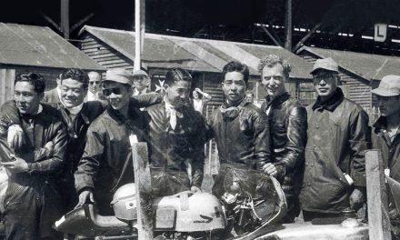 El artesano de motocicletas, Soichiro Honda.
