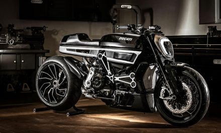 Ducati XDiavel Thiverval by Krugger