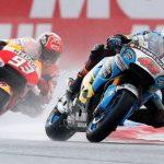 Rossi se impone en Assen, Holanda en la octava fecha del Campeonato Mundial de MotoGP. Petrucci y Márquez completan el podio.
