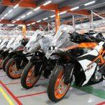 KTM inaugura su nueva planta de distribución en Filipinas.