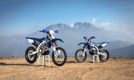 Yamaha lanzan las WR250F y WR450F EnduroGP.