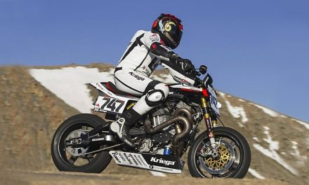 Chris Fillmore gana el Pikes Peak 2017 y se adjudica un récord mundial.