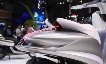 El glorioso y musical concepto de Yamaha.
