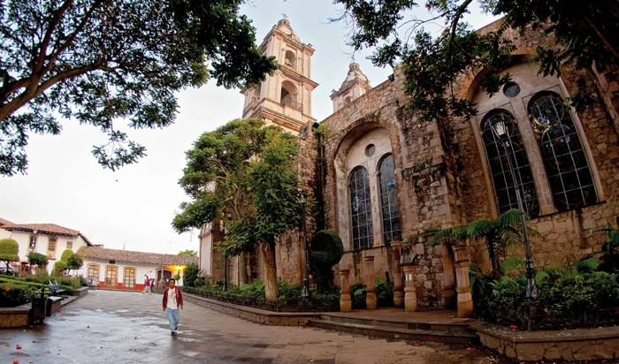 Huasca de Ocampo, Hidalgo.