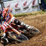 Clement Desalle consiguió el triunfo en el Campeonato Mundial de Motocross.