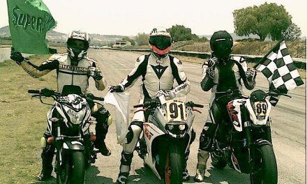 Ya estamos listos para la próxima contienda en Superbike México.