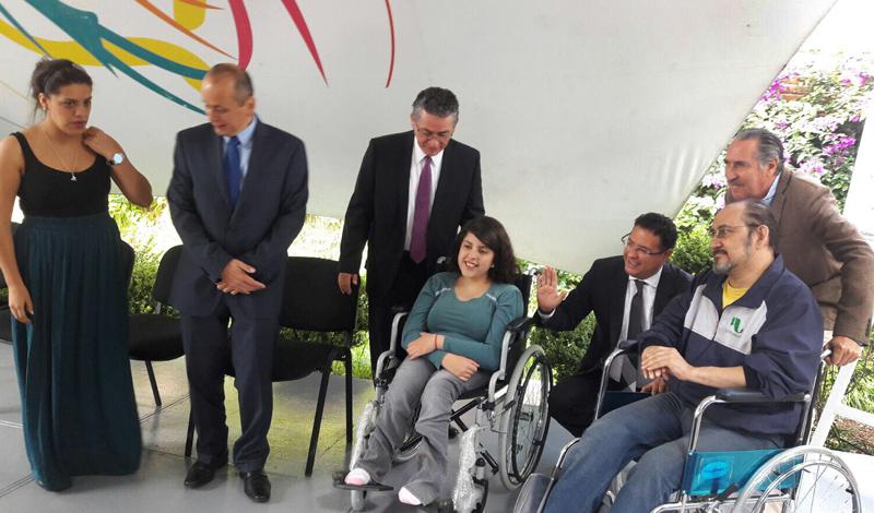 """EXPO MOTO y DIF CDMX arrancan la campaña """"El mundo de las dos ruedas no sólo te pertenece a ti""""."""