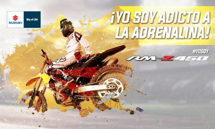 Lleva la emoción del motocross al máximo con la #RMZ450.