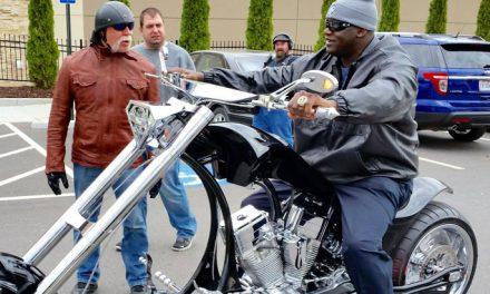 Una moto a la medida.