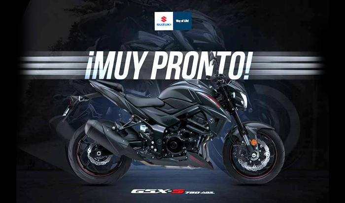 La espera está por terminar, Suzuki #GSXS750 próximamente en México.