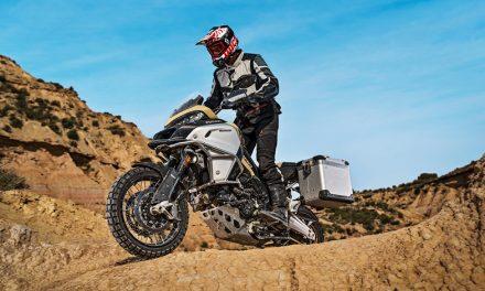 Ducati agrega una versión PRO a su Multistrada 1200 Enduro.