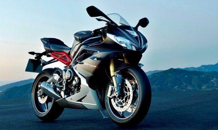 La mítica Triumph y su retorno al MotoGP.