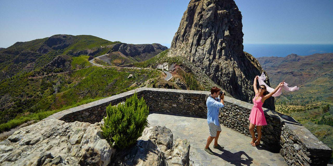 Montañas de Tenerife (TTE) España.