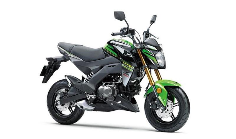 Kawasaki Z 125 PRO diseñada para conquistar la ciudad