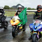 Bajo la lluvia se llevó a cabo la quinta fecha del Superbike México
