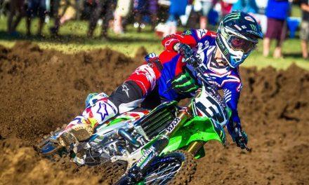 Eli Tomac domina en la sexta ronda del Campeonato de Motocross en Buchanan, Míchigan