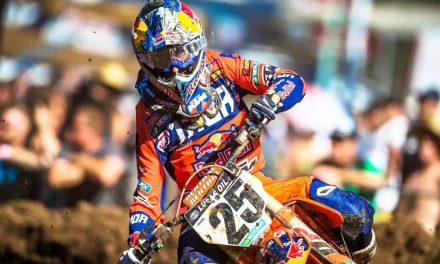 Marvin Musquin consigue su tercera victoria en el Campeonato AMA Motocross
