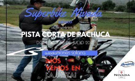 Superbike México tendrá presencia en el Autódromo Solana de Epazoyucan
