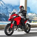 Una posible Ducati Multistrada 1260 en el 2018