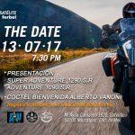 Asiste a la presentación de las nuevas Adventure 1290 y 1090 S,R en KTM Satélite