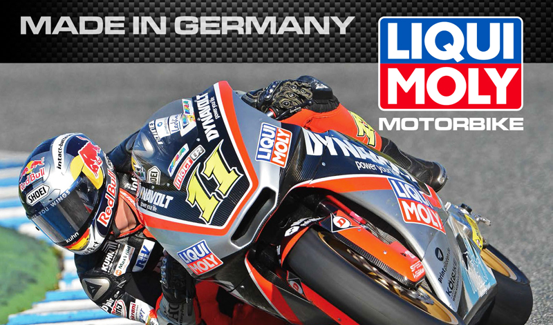 Liqui Moly, la línea de aceites del MotoGP a tu moto