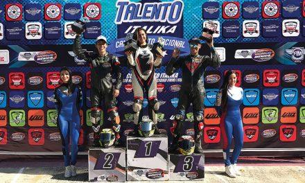 Se disputaron las fechas 5 y 6 del Campeonato Talento ITALIKA