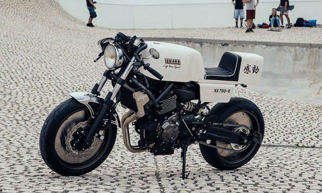 Yamaha XSR700 Café Racer SSpirit