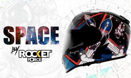 Diseños únicos y divertidos, Rocket Force