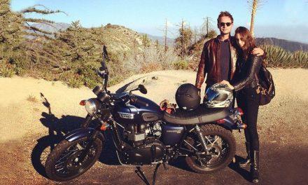 Actuación y motocicletas, dos grandes amores