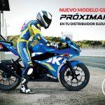 Sorprendete con la nueva GSX-R150 2018