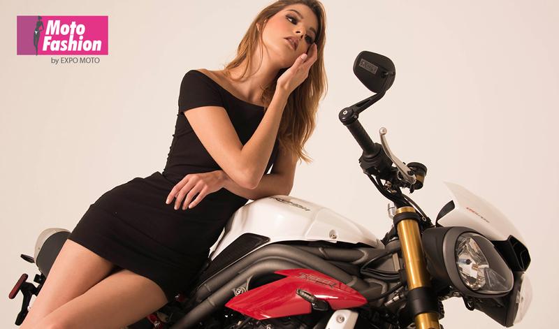 Jen Gomes, una rubia portuguesa que hará presencia en las pasarelas de Moto Fashion 2017
