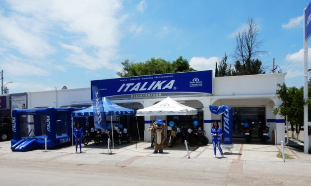 Apertura de nuevos distribuidores ITALIKA