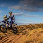 Yamaha WR450F Rally, la moto del Dakar