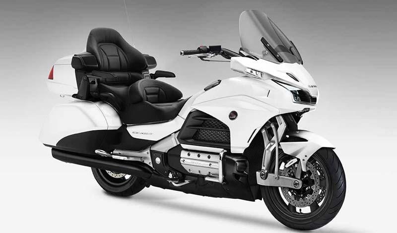 Las novedades de la moto viajera por excelencia: la Honda Gold Wing 2018