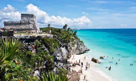 Tulum, Quintana Roo, un paraíso color turquesa