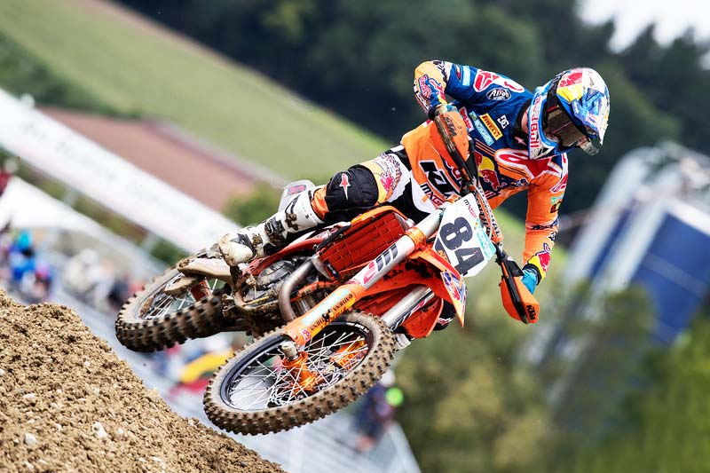 Jeffrey Herlings y Benoit Paturel dan batalla en Suiza