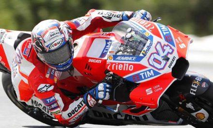 Ducati se lleva el podio en el Gran Premio de MotoGP en Austria bajo el mando de Dovizioso, tras un gran duelo con Marc Márquez