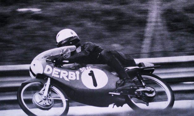 La marca de motos que empleó a Ángel Nieto a los 16 años