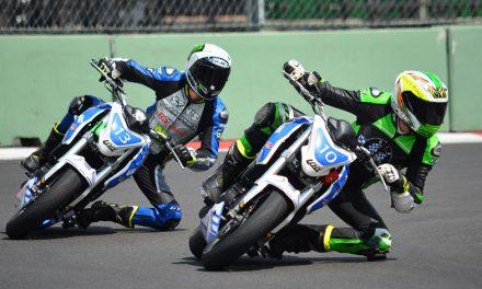 Enrique Muñiz ganó la quinta fecha de la Copa VORT-X 650