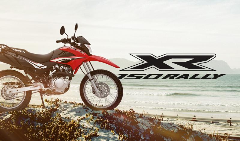 La doble propósito que estabas esperando, la Honda XR150 Rally