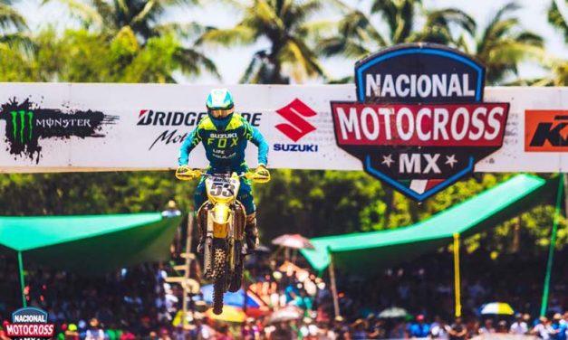 El Fish Market Motocross Team, campeón en 2 categorías del Motocross Mexicano
