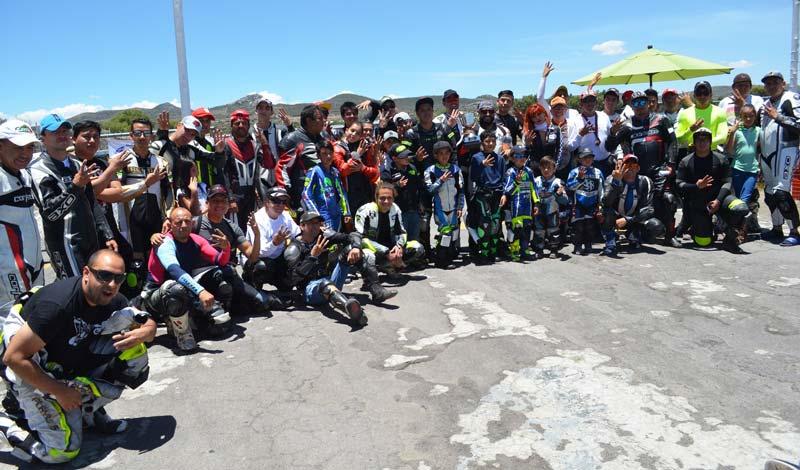 Ya está fija la fecha para celebrarse la siguiente carrera de invierno del Superbike México