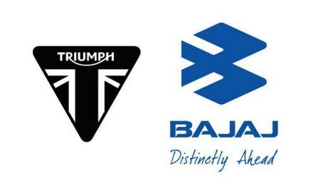 Triumph y Bajaj se asocian para producir motocicletas de tamaño medio