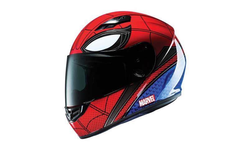 Spiderman a la cabeza