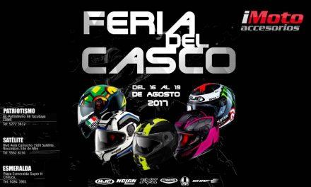 ¡Llega a FERBEL la esperada Feria del Casco en #iMotoAccesorios!