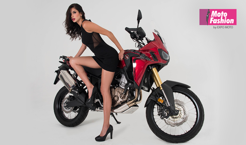 Venezuela llega a las pasarelas Moto Fashion
